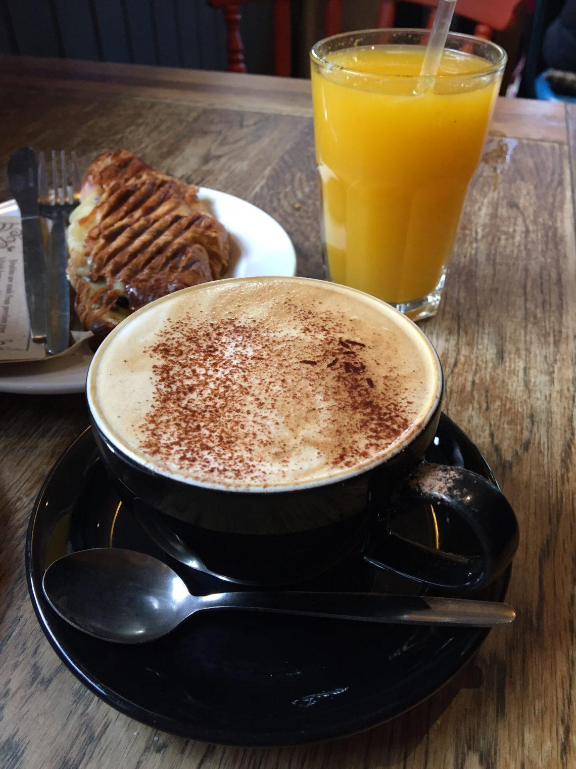 Coffee#1, Pershore
