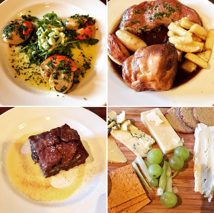 Great Value Sunday Lunch at The Bell Inn, Cropthorne | Worcestershire