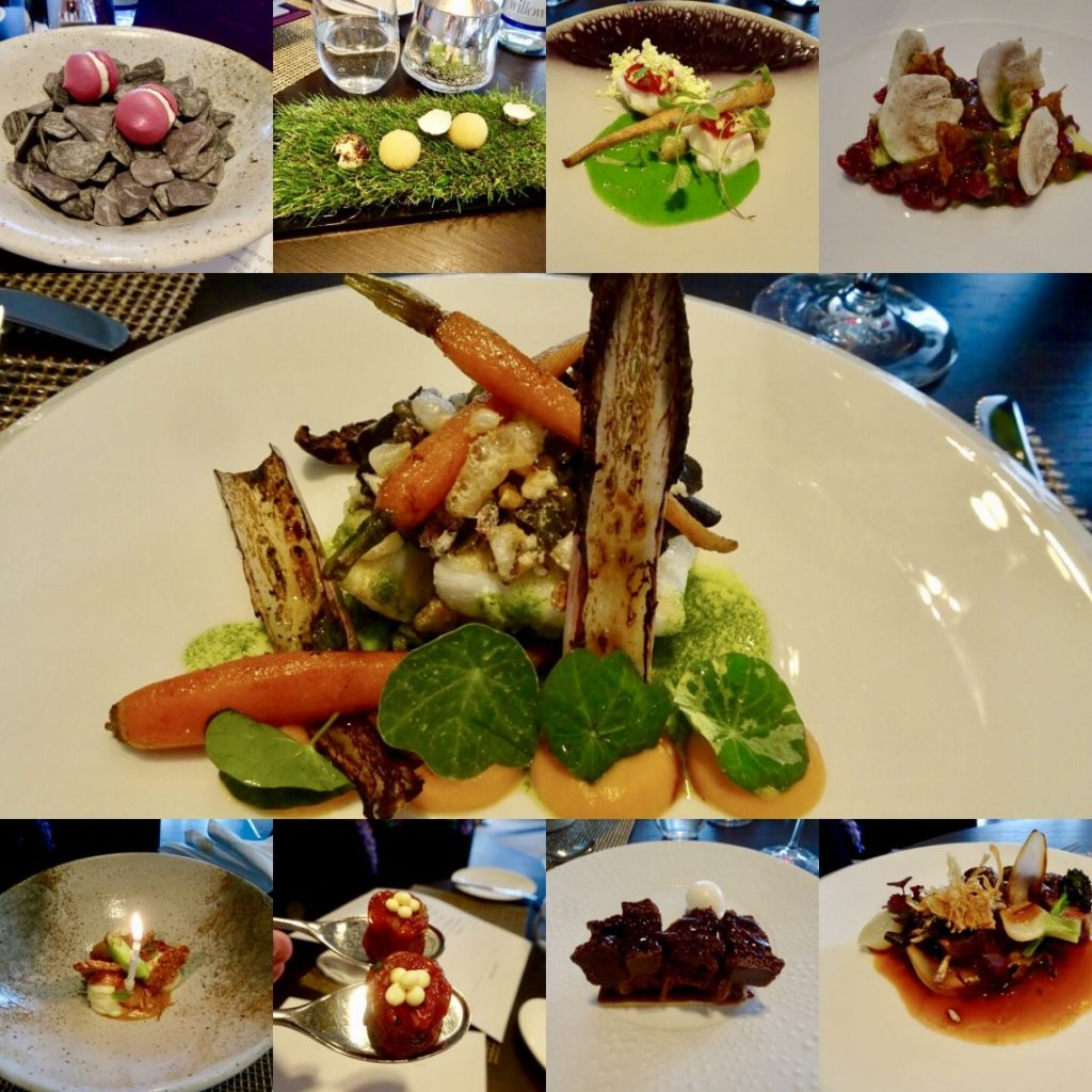 Birthday Lunch at Adams Restaurant, Michelin Star | Birmingham