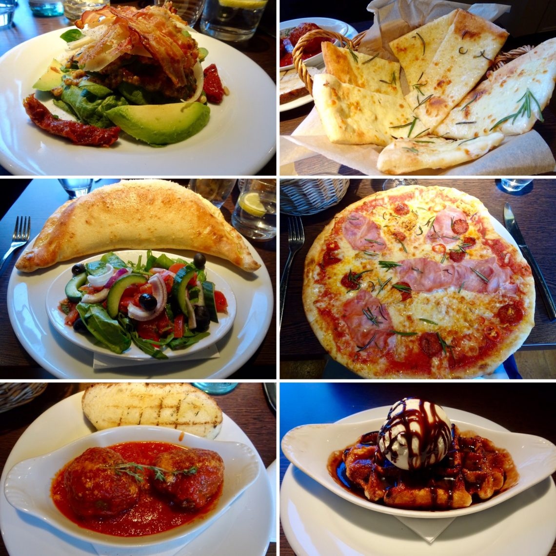 Real Italian Pizza at Casa La Cucina Italiana | Evesham