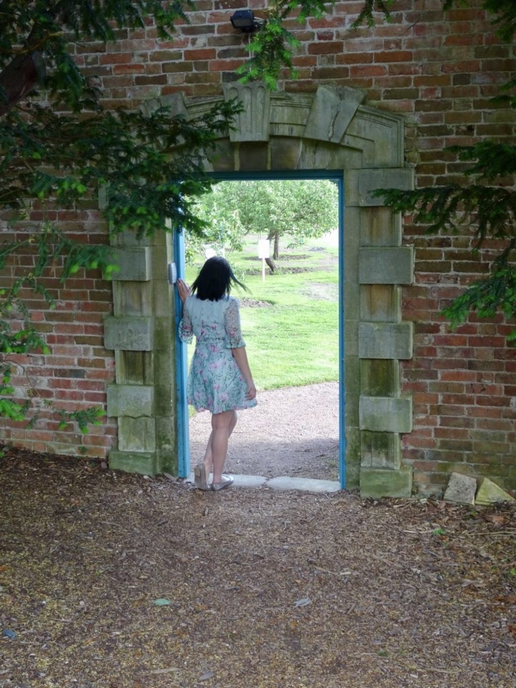 The Walled Gardens at Croome Court Interview: The Magic of Walled Gardens