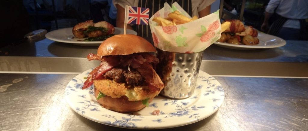 Burger Night at The New Cosy Club Worcester | Cathedral Square