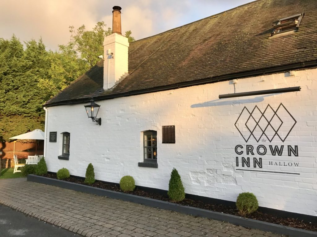 Discovering the Secrets of Meringue Making at The Crown Inn | Hallow, Worcester