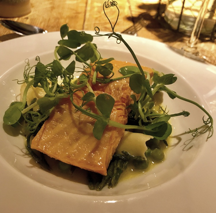 A 5 Course Tasting Menu at The Crown Inn, Hallow | Worcester