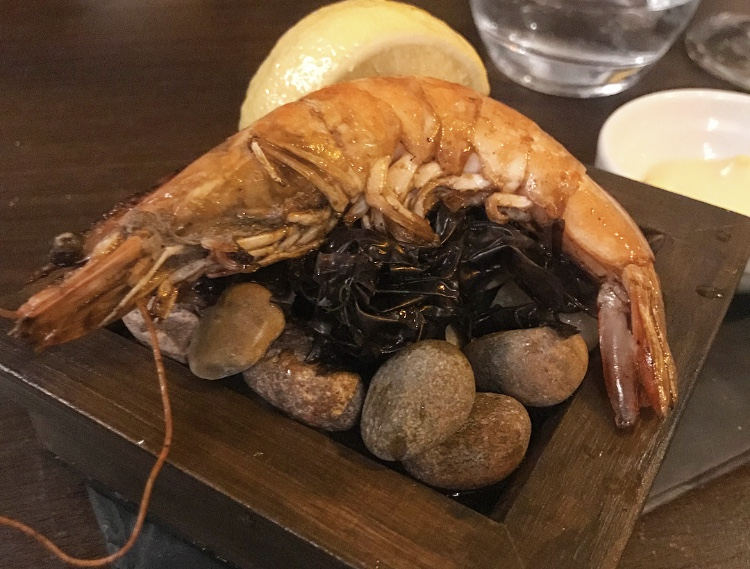 Autumn Food Tour: Seafood Dinner at Purslane | Cheltenham