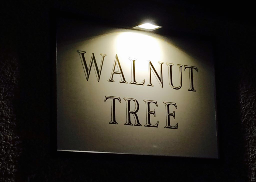 Autumn Food Tour: Dining at The Walnut Tree – A Michelin Star Inn | Abergavenny
