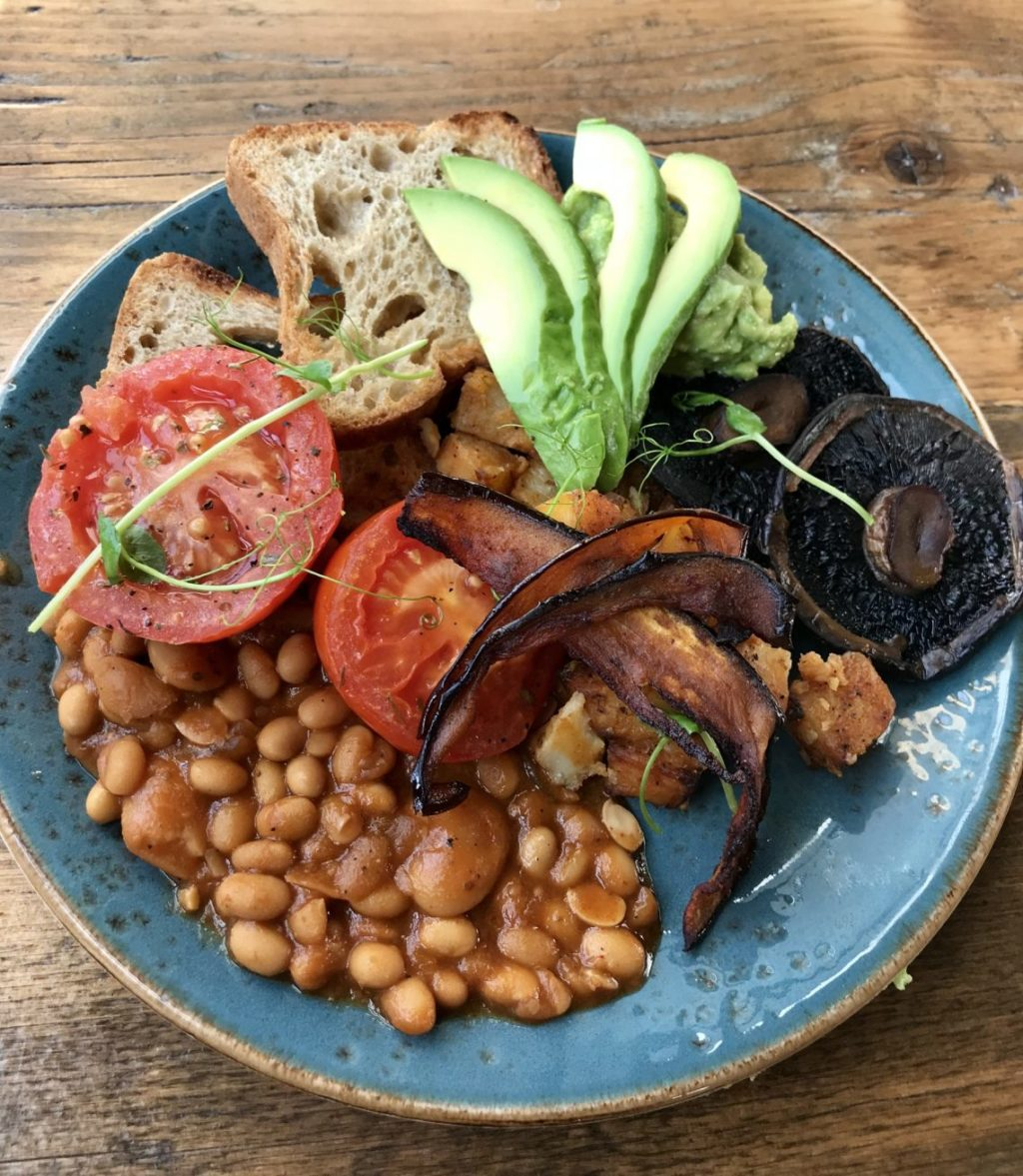 Vegan Brunch at Natural Healthy Foods Eatery| Birmingham