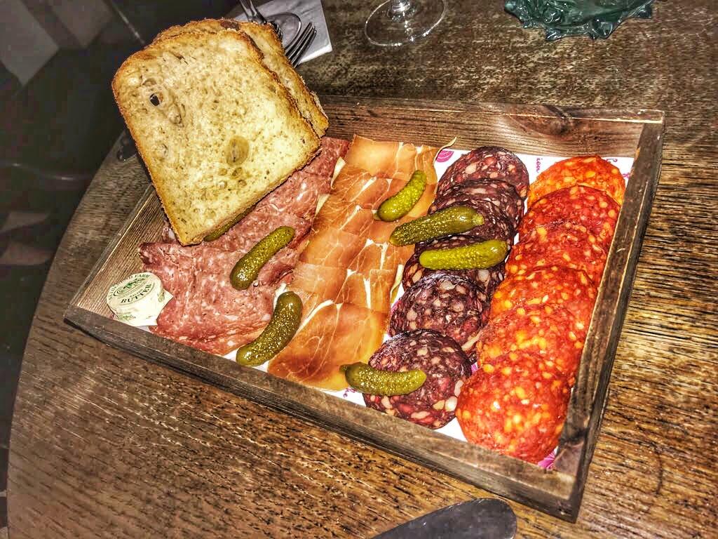 131 meat board