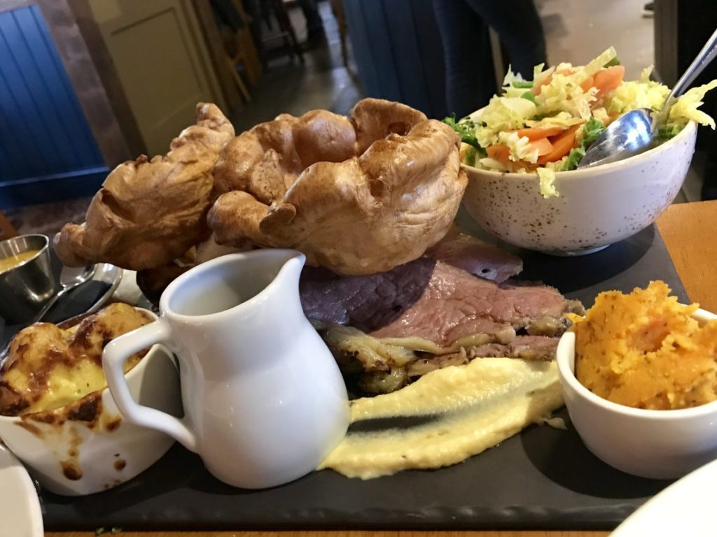 A New Focus on the Food at The Anchor Inn, Wyre Piddle | Pershore