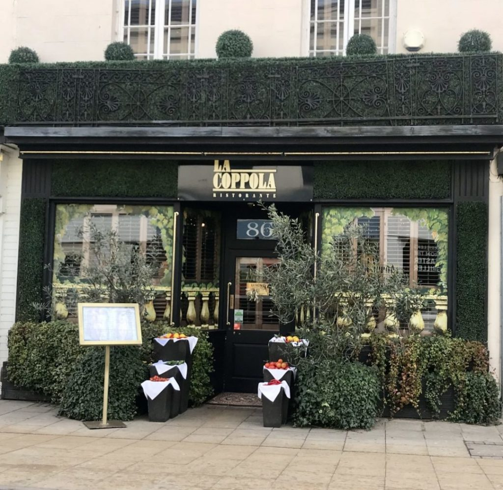 Read more about the article Stepping into Another World at La Coppola Italian Ristorante | Leamington Spa