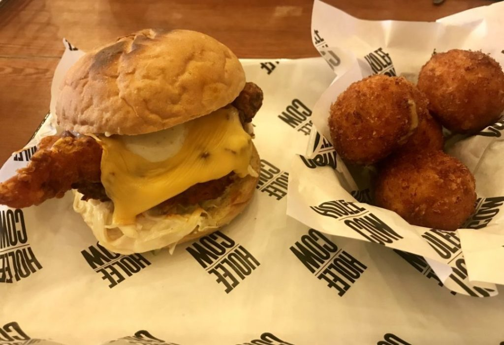 Going for Lunch on the Wrong Day at Holee Cow Burger Restaurant | Cheltenham