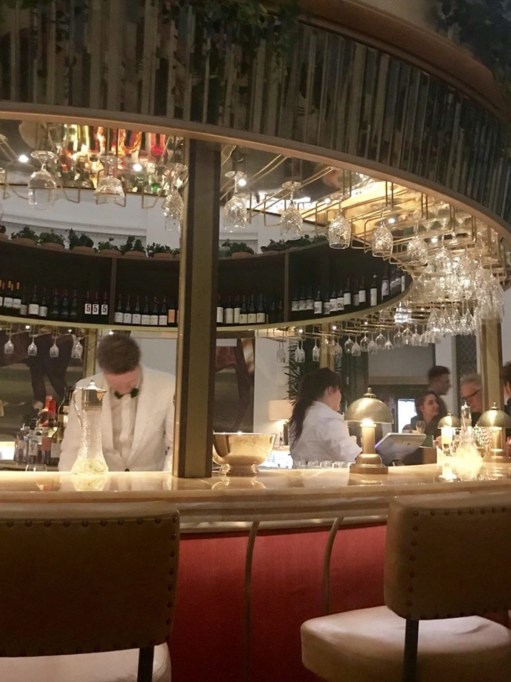 Getting a Friday Night Table at The Ivy Montpellier Brasserie | Cheltenham