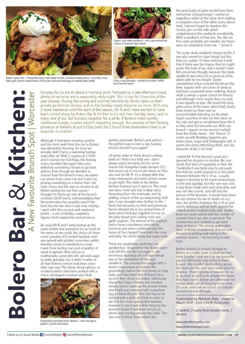 County Lifestyle April 2018 PAGE 29 - Pershore Patty - Bolero-page-001