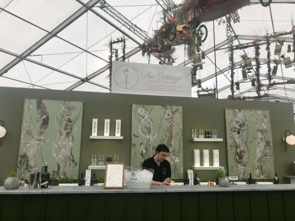 Foodie Finds at RHS Malvern Spring Festival 2018 | Three Counties Showground