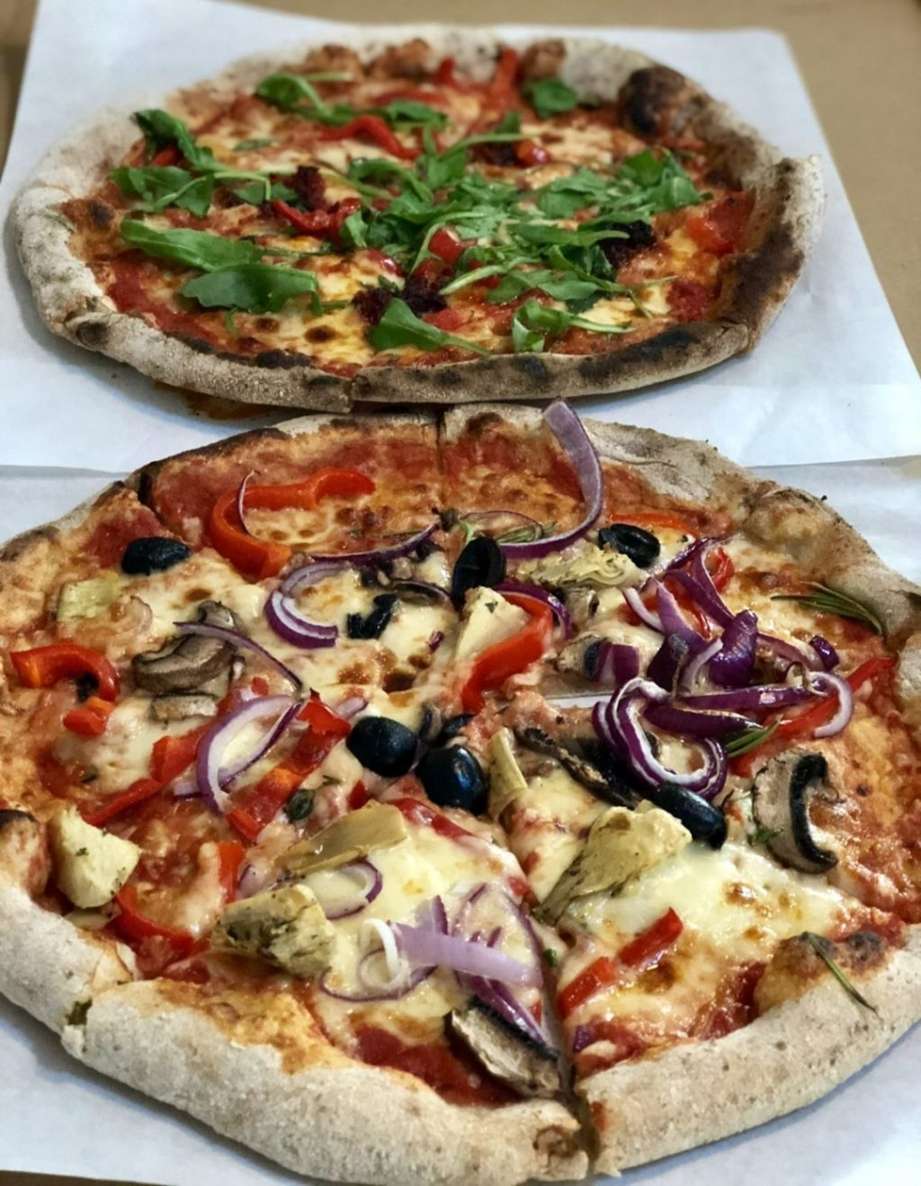 The Toad's Mill Pop-up Pizza Night in Eckington | Worcestershire