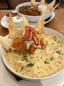Getting Hot and Spicy at TJ's Kitchen & Dining | Friar Street, Worcester