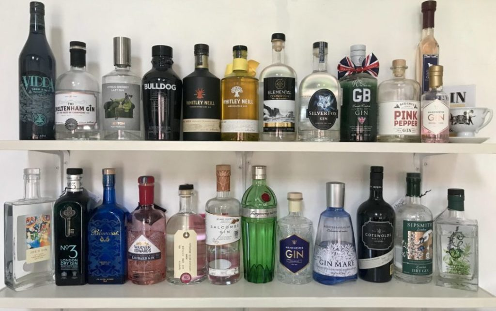 Just Another Gin in the Wall | The Gin Shelf