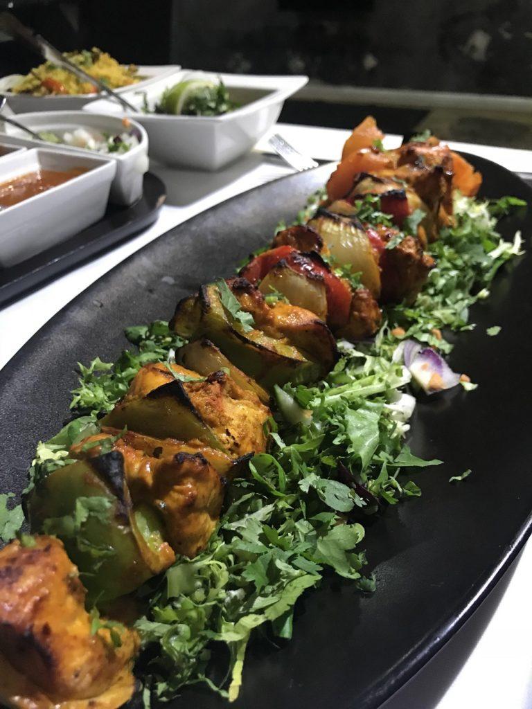 Chicken Shashlik at Jimmy Pickles Pershore