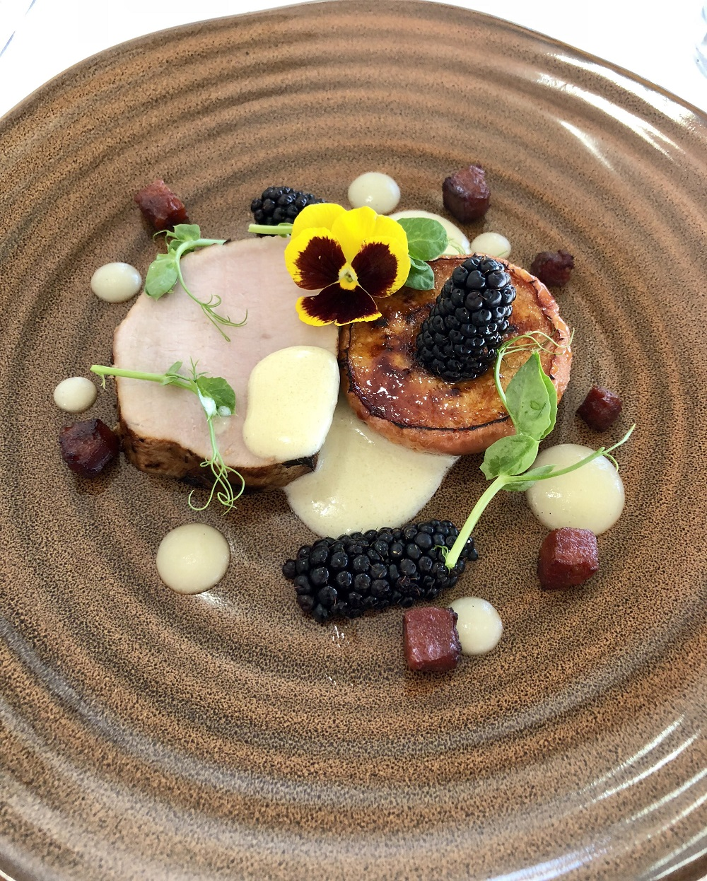 Summer Tasting Menu at Severn Restaurant, Pitchcroft | Worcester Racecourse
