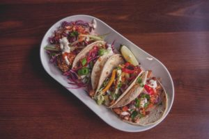 Tacos at Firefly Hereford