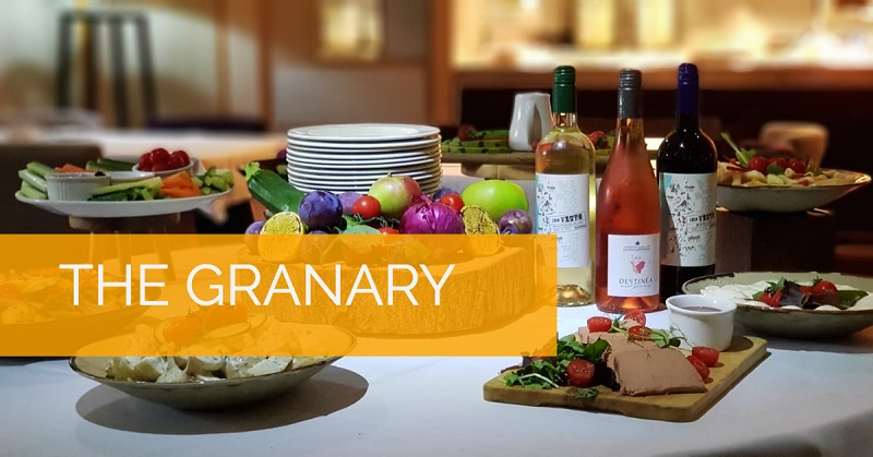 The Granary Hotel and Restaurant