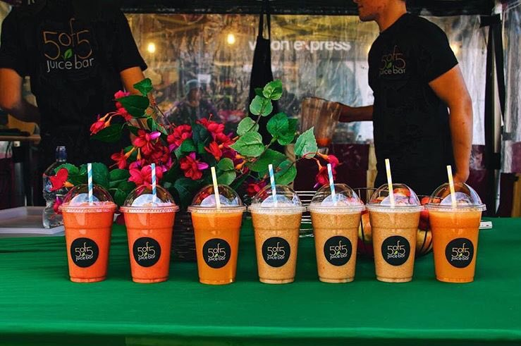 5of5 Juice Bar