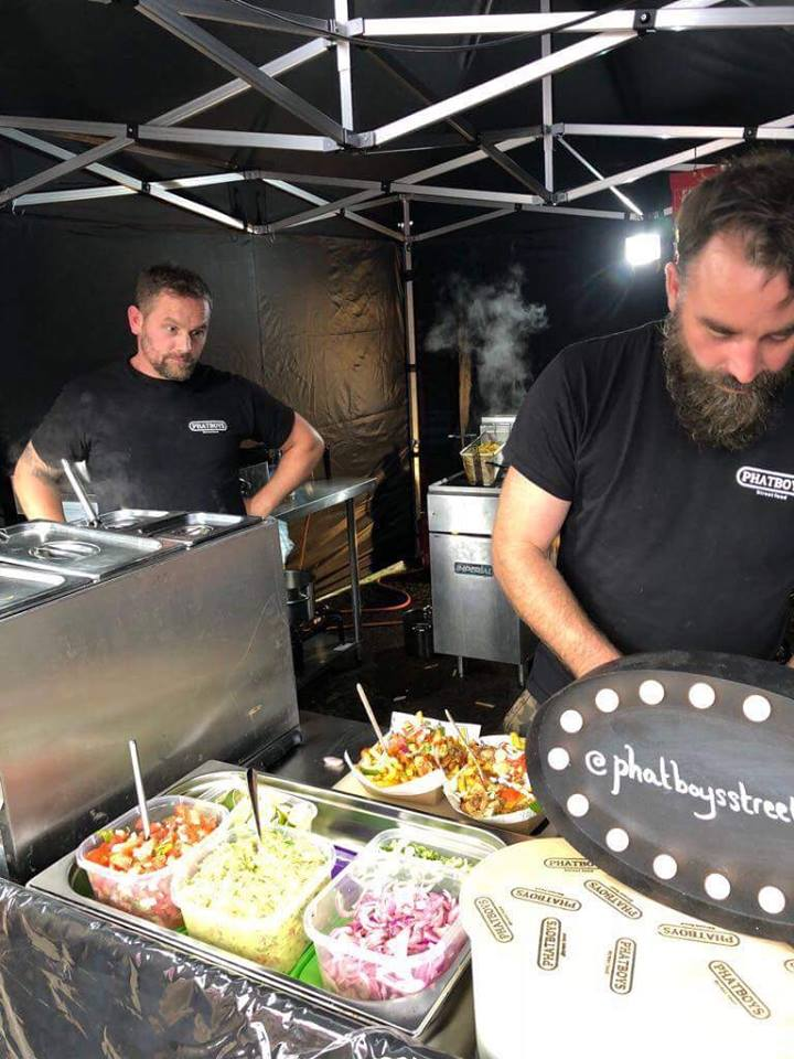 Phatboys Street Food