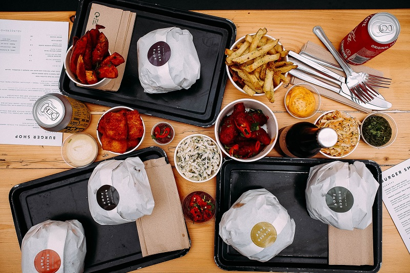 Burger Shop Hereford