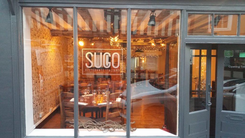 SUGO at Friar Street