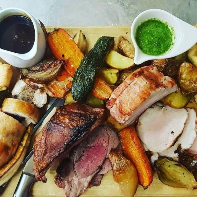 30 of the Best Sunday Lunch Roasts to in Worcestershire 5