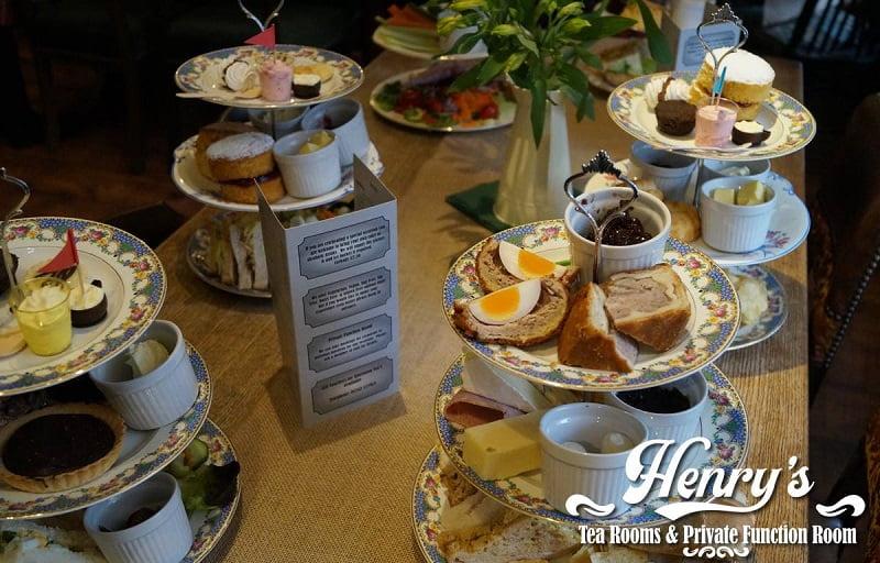 Henry's Tea Room
