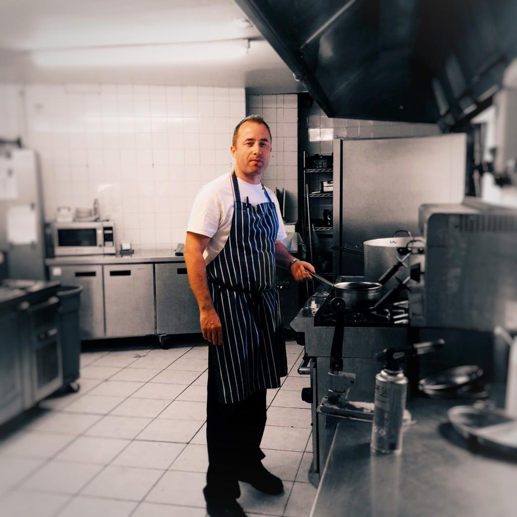 Read more about the article Pershore Patty Meets Steve Rimmer – Head Chef at The Mount Pleasant, Malvern