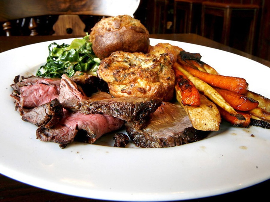 30 of the Best Sunday Lunch Roasts to in Worcestershire 11
