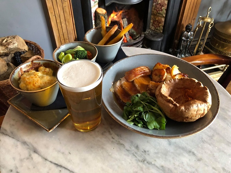 30 of the Best Sunday Lunch Roasts to in Worcestershire 17