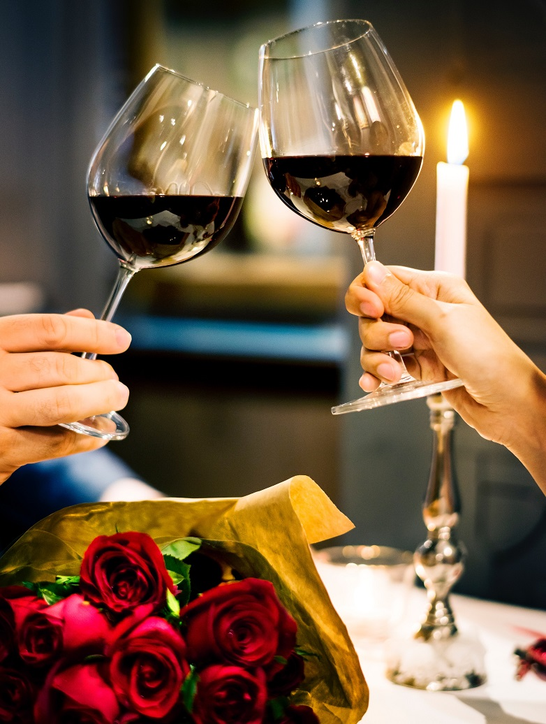 20 Romantic Valentine's Day Menus in Worcestershire