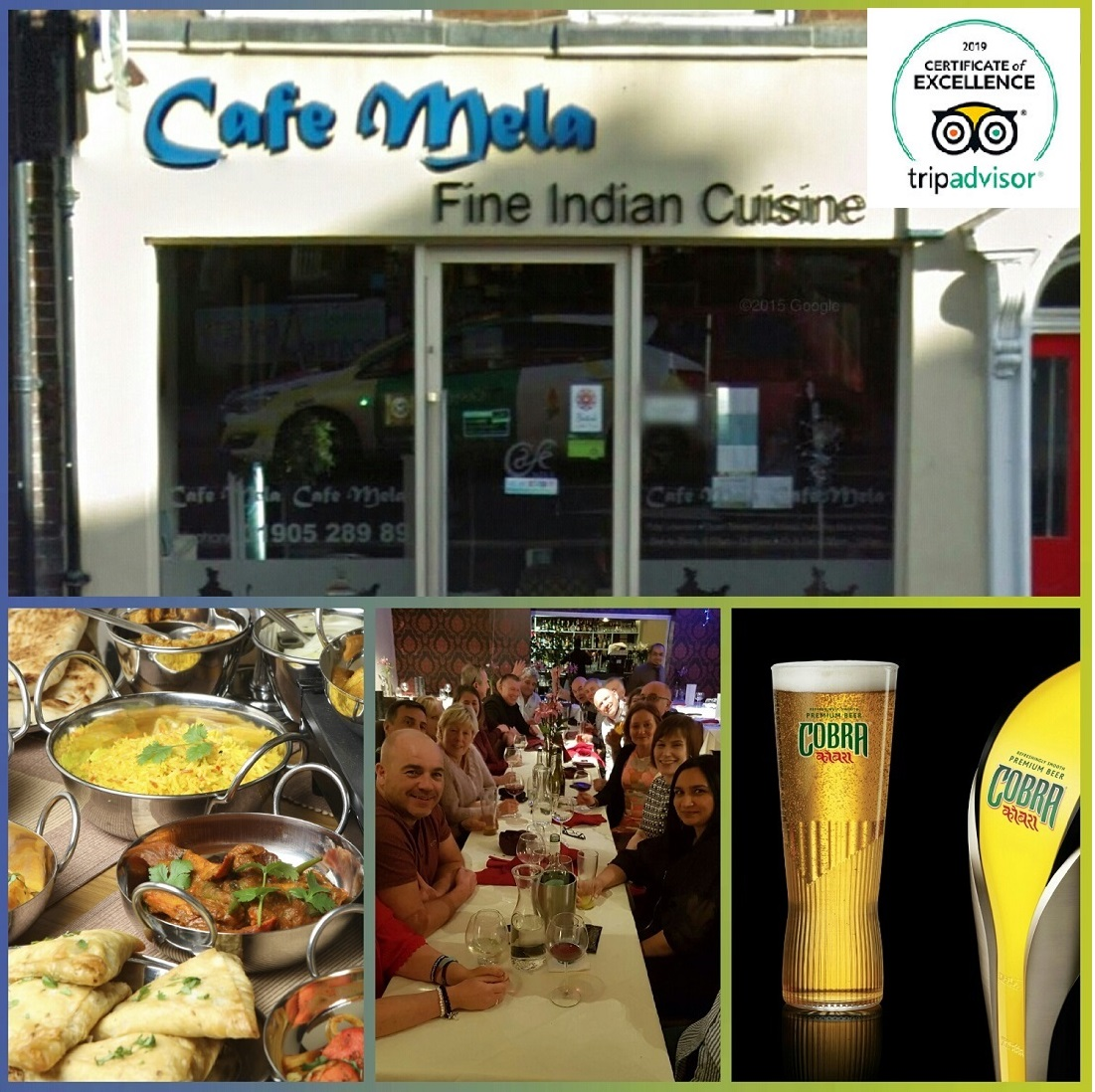 Cafe Mela Indian Restaurant