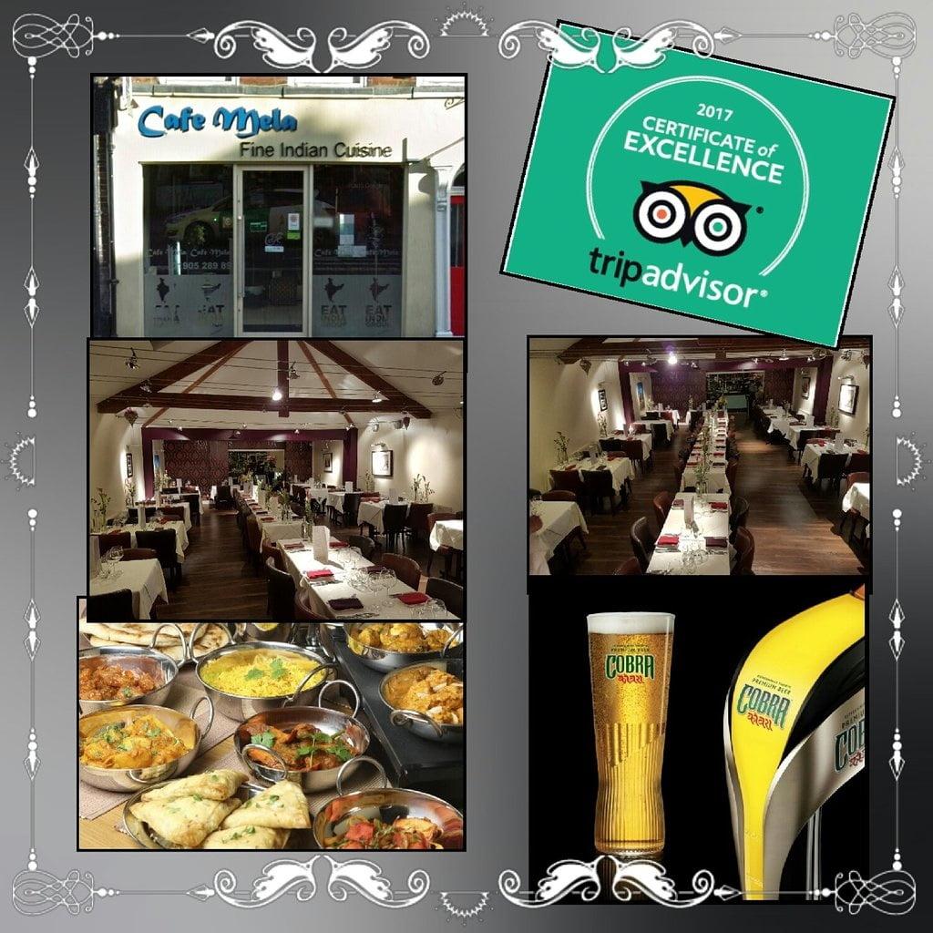 Cafe Mela Indian Restaurant