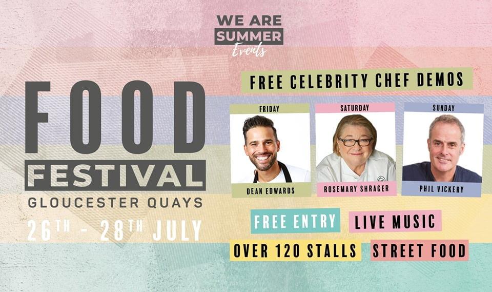 Gloucester Quays Food Festival '19