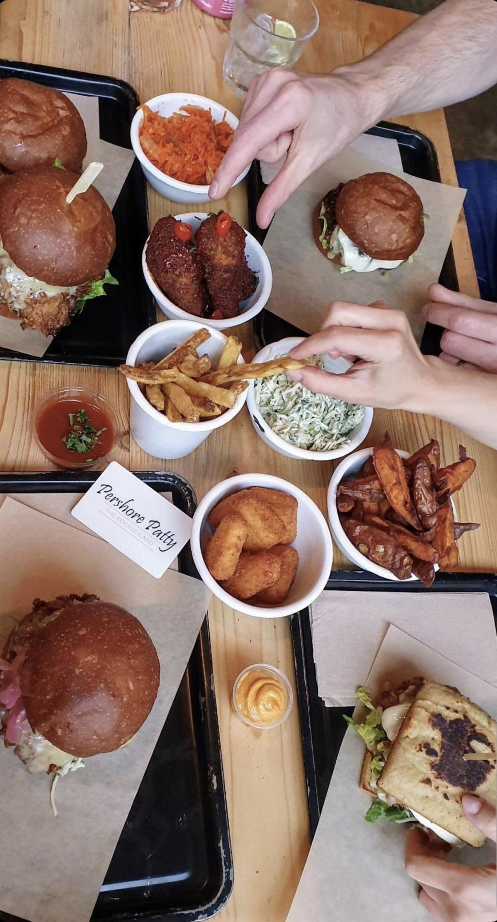 A Full List of Where to Use The Foodie Card® on a Saturday
