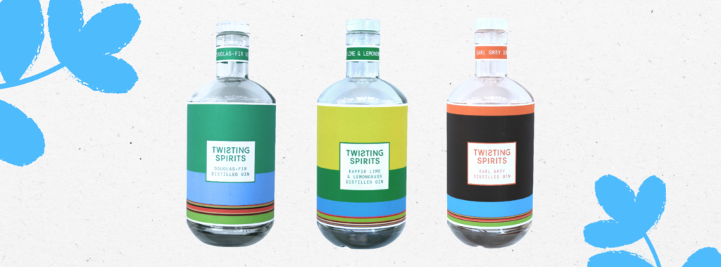 Twisting Spirits Gin