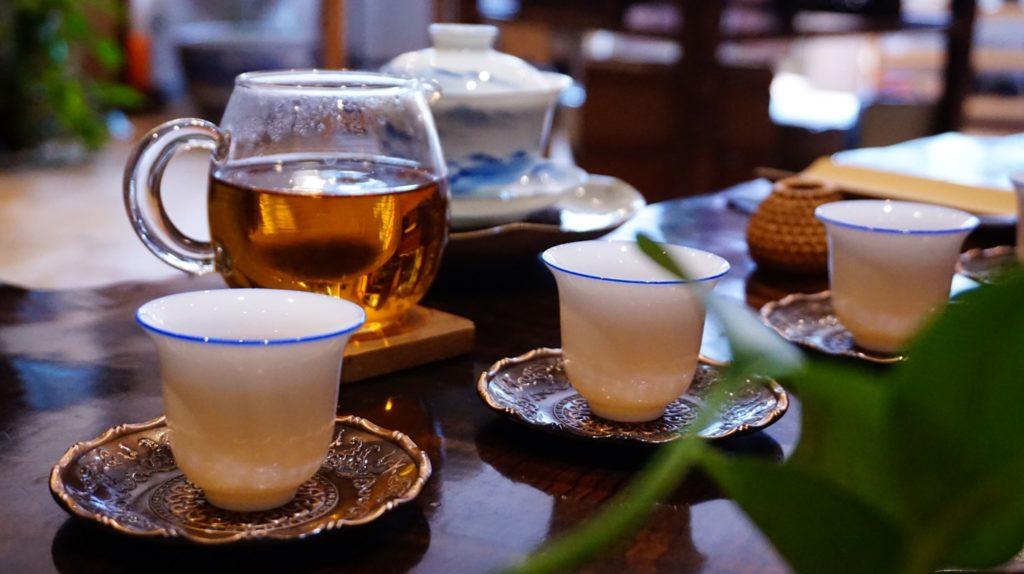 August Moon Tea