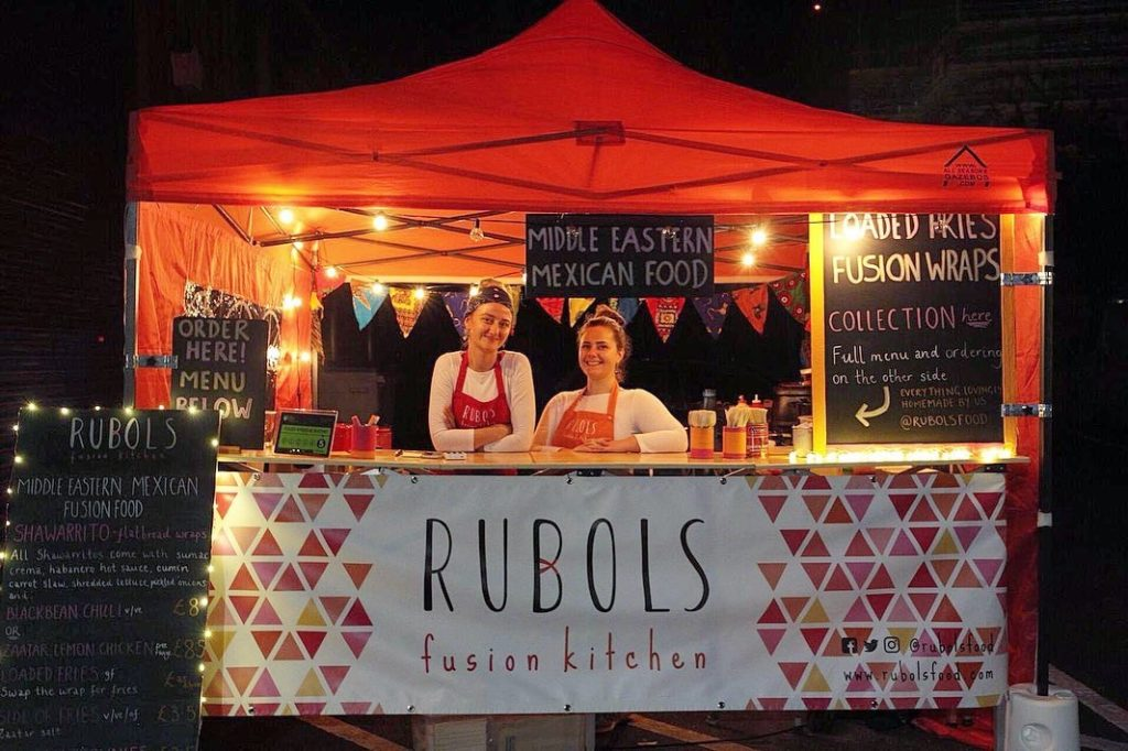 Rubols Fusion Kitchen