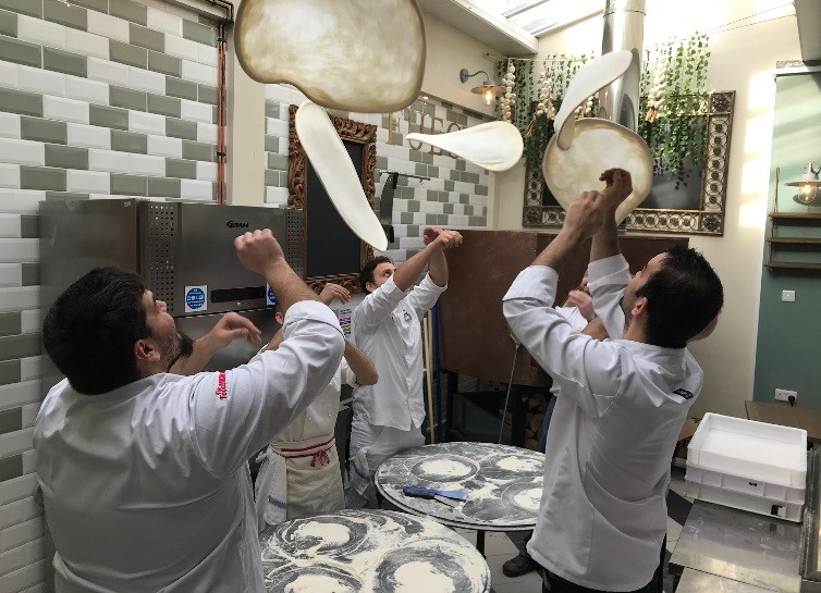 Read more about the article New Mediterranean restaurant serving Neapolitan pizzas opening in Worcester