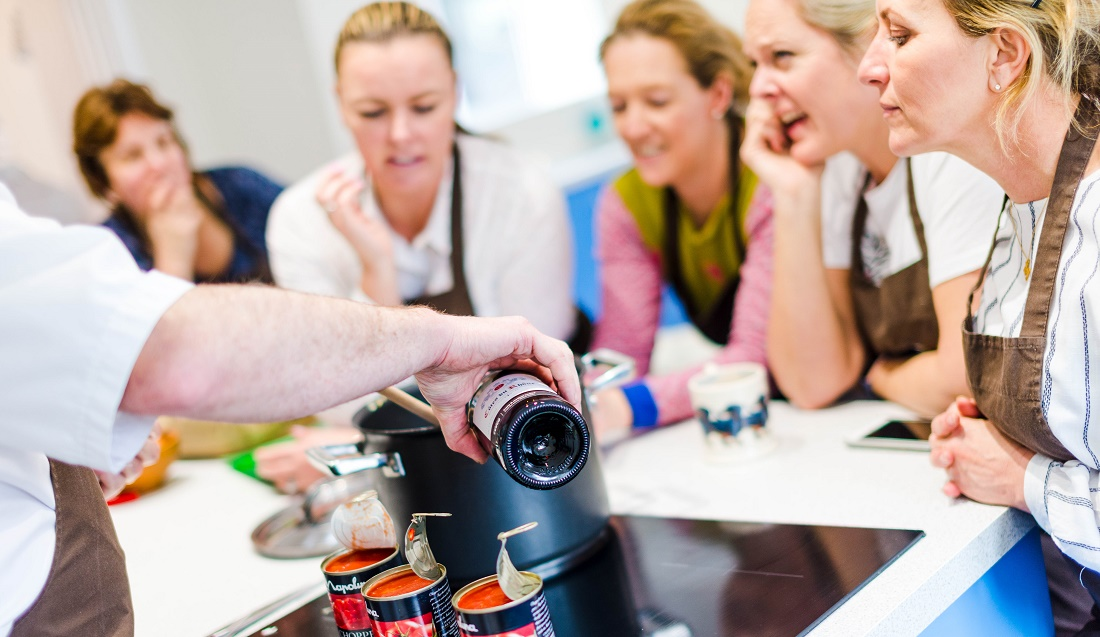 Read more about the article Colliers Cookery School