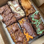 Takeaway Afternoon Tea, Cake & Brownies in the Three Counties
