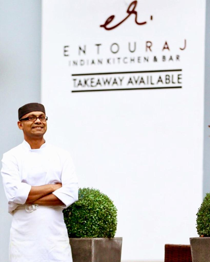 Pershore Patty Meets Sudha Saha – Head Chef at Entouraj Indian Restaurant, Droitwich